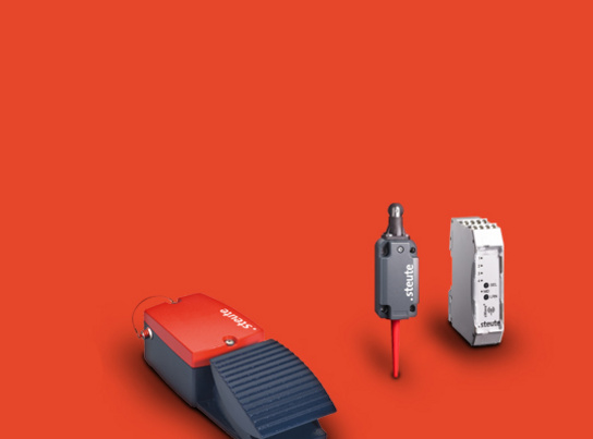 Industrial Wireless Switches | steute Technologies