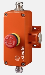 Explosion proof emergency stop button Ex ZS 75 NA Mining